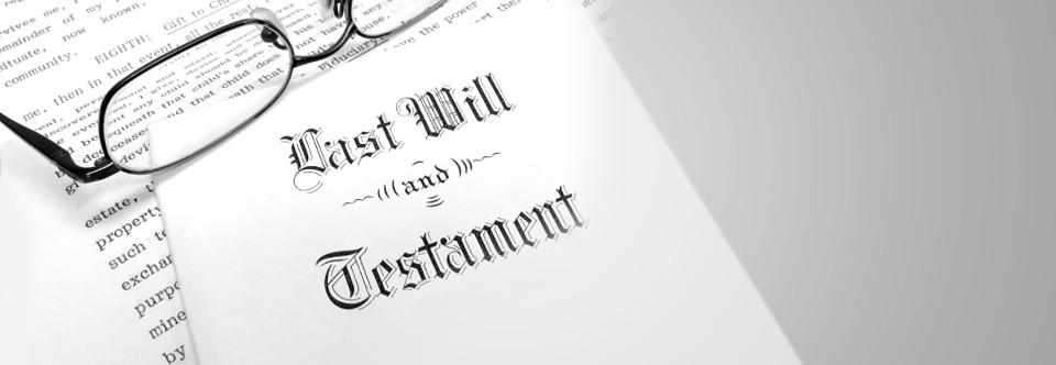 Estate Planning, Wills & Deceased Estates